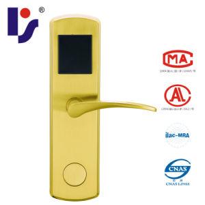 RF/Mifare 1 Card Smart Hotel Lock (RX418E-J-Zinc)
