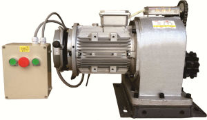 Control Box AC 380V4000kg Rolling Door Motor