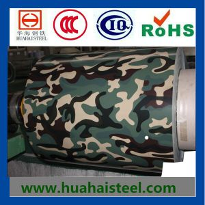 Color-Coated Galvanized Steel Coil (0.18-1.0) pictures & photos