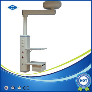Operating Theatre Movable Ceiling Hospital Pendant for Anesthesia pictures & photos