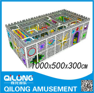 Castle Design for Indoor Play Ground (QL-1126Q) pictures & photos