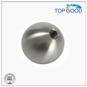 Stainless Steel Solid Ball with Thread