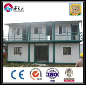 Chinese New EPS Cement Sandwich Panel Prefabricated House and Villa (XGZ-185) pictures & photos