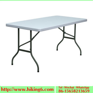 Rectangle Banquet Camping Table, Foldable Table, Garden Table pictures & photos