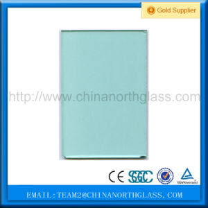 CCC/En12150/SGCC/Bsi/Csi Certificate Flat/Curved 8mm F Green Tempered Glass Factory pictures & photos