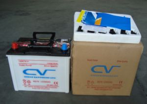 Dry Charged Car Battery Ns70 12V65ah pictures & photos