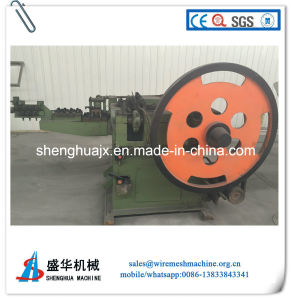 Factory Usage Nail Making Machine (SH-019) pictures & photos