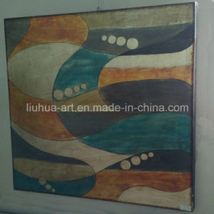 New Arrival Abstract Oil Painting on Canvas Handmade Home Decor (LH-253000) pictures & photos