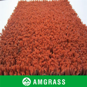Leading and Professional Manufacturer of Tennis Artificial Grass (AN-20D) (RED) pictures & photos