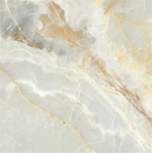 Ceramic Marble Tile/Glazed Tile for Wall and Floor (HP66003)