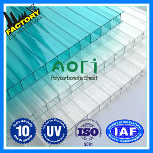 Polycarbonate Sheet Roofing Material Lightweight Plastic Sheet pictures & photos