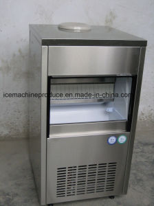 35kgs Automatic Control Self-Feed Ice Cube Machine pictures & photos