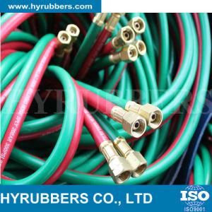 Industrial Rubber Hose, Oxygen / Acetylene Hose, Twin Welding Hose, Single Welding Hose pictures & photos