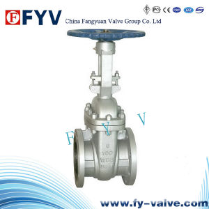 API 150lbs Wcb Wedge Gate Valve Manual pictures & photos
