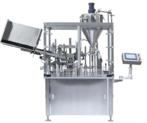 Tube Filling and Sealing Machine for Metal Tubes/Aluminum Tubes (JNDR 50-1A) pictures & photos