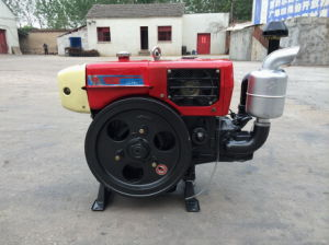 Single Cylinder Diesel Engine for Power Tillers pictures & photos