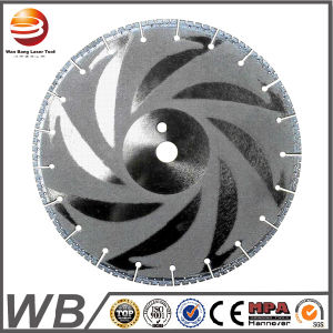 Long Lifespan Diamond Cutting Blades Tools for Concrete pictures & photos
