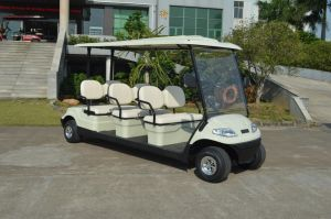 2016 New Model Electric Passenger Car 6 Seats pictures & photos