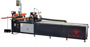 Hydraulic Double Corner Crimping Machine (KS-2M0806)