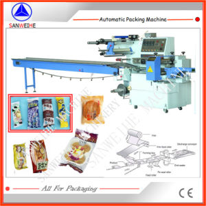 Swa-450 Horizontal Flow Wrapping Machine pictures & photos