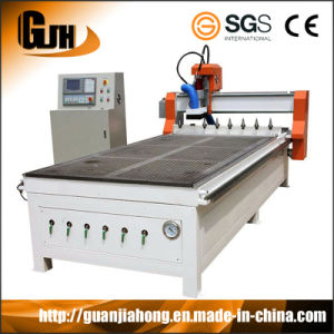 Linear Type Auto Tool Changer CNC Router (DTC-1325-ATC) pictures & photos