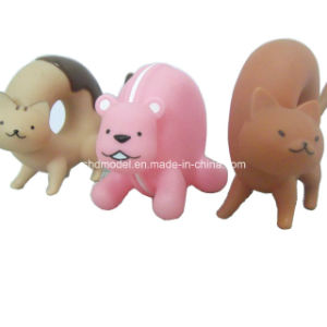 Soft Plastic Cartoon Figures (OEM) pictures & photos