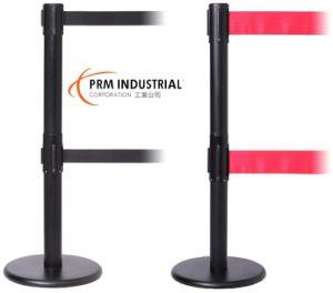 Queuepro 250 Twin Retractable Belt Barrier Post pictures & photos