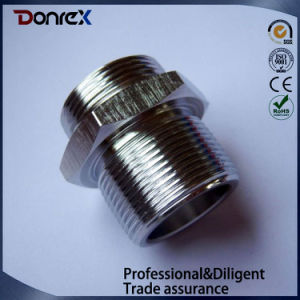 Custom CNC Machining Hydraulic Metal Connector Made in China pictures & photos