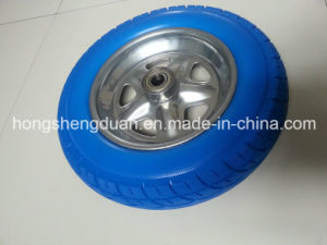 PU Form Wheel 3.50-8 Have Steel Rim pictures & photos