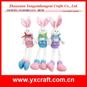 Easter Decoration (ZY14C881-1-2-3 48CM) Easter Candy Holder pictures & photos