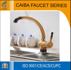 Modern Single Handle Lavatory Faucet (CB-31801) pictures & photos