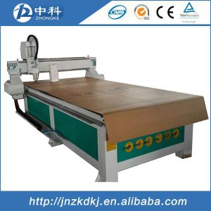MDF CNC Cutting Machine Zk-1325 Model pictures & photos