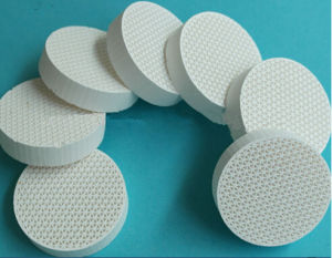 Refractory Ceramic Honeycomb Filter for Iron Casting pictures & photos