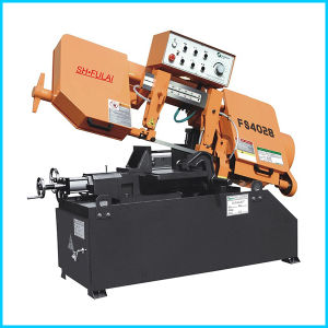 Fs4028 Factory Direct Horizontal Semi-Automatic Metal Wood Cutting Machine for Sale