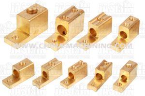 Brass Split Bolt Connectors
