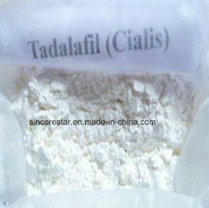 99% Raw Steroid Powder Tadalafil No Side Effect pictures & photos