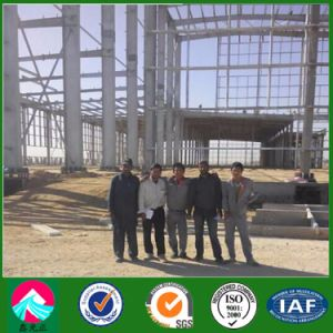 Multipurpose Prefabricated Building Steel Prefab Building for Plastic Plant (XGZ-A039) pictures & photos