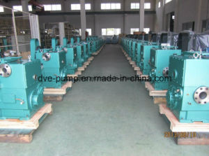 Vacuum Distillation Environmental Painted Plunger Pump pictures & photos