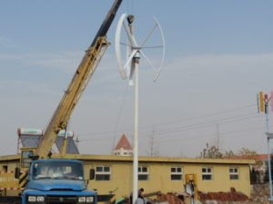 3kw Vertical Axis Maglev Wind Power Generator pictures & photos