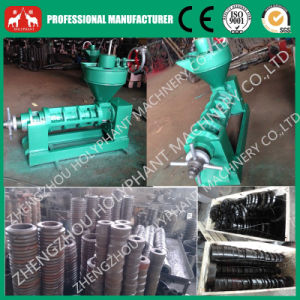 250kg/H High Quality Factory Price Screw Peanut Oil Press (0086 15038222403) pictures & photos