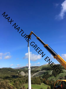10kw Wind Turbine Automatic Yawing, with 50m/S Survival Wind Speed pictures & photos