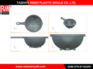 RM0301091 Injection Mould for Plastic Kitchenware Ladle pictures & photos