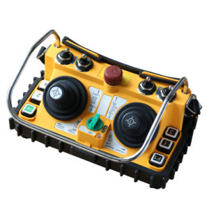 F24-60 Industrial Dual Joystick Radio Remote Controller for Tower Cranes pictures & photos