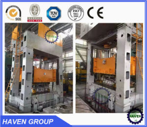 YQK27-1000  hydraulic press stamping machine with punching machine pictures & photos