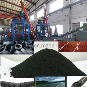 Used Tyre Recycling Plant 1000kg/H pictures & photos