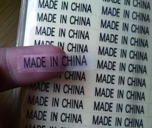 Wholesale Made in China Stickers pictures & photos