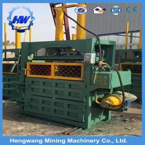 60t Hydraulic Waster Paper Baler Machine/Vertical Baler Machine pictures & photos