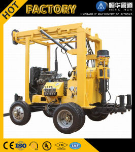 Water Well Rotary Drilling Machine pictures & photos