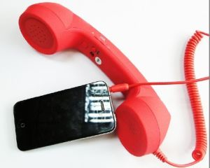 Retro Handset for iPhone and Android 3.5 Mm