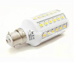 B22 E27 LED Bulb 10W Corn Light with 60 X 5050 SMD Chips in Warm White pictures & photos